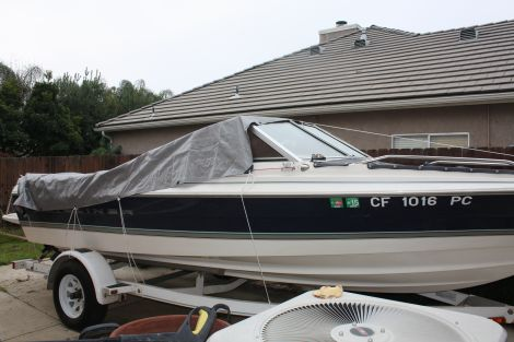 New Bayliner Boats For Sale in Fresno, California by owner | 1997 18 foot Bayliner Runabout